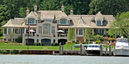 Lake norman luxury homes for sale in north carolina for Luxury lake house